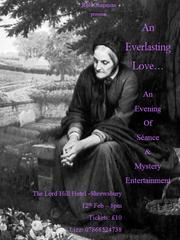 An Everlasting Love - evening of mystery entertainment