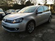 Volkswagen Golf 2010 Volkswagen Golf GT 2.0TDI ( 140ps )