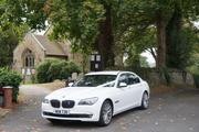 Ensure best service with professional chauffeurs and latest BMWs
