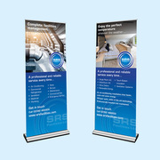 Affordable Enchanting Banner Exhibition Stands